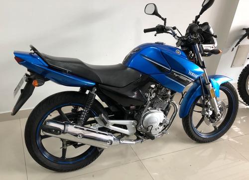 125 motos yamaha ybr