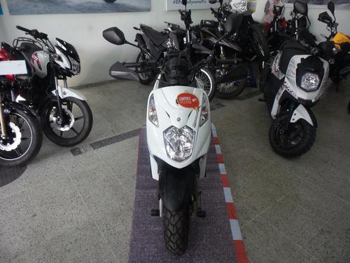 125 scooter akt dynamic