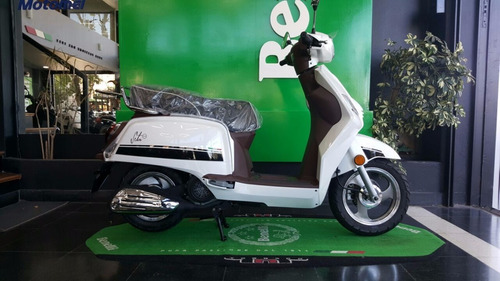 125 scooter benelli seta