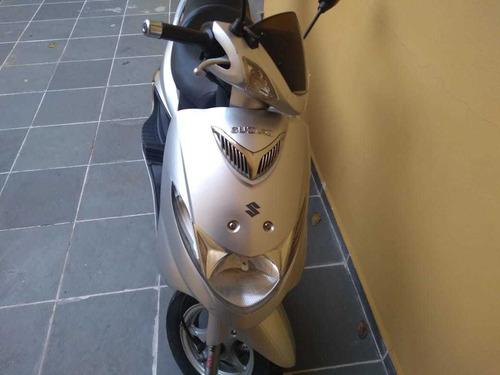 125 scooter burgman