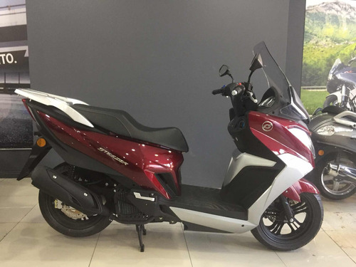 125 scooter daelim