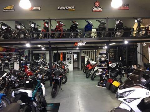 125 scooter daelim steezer