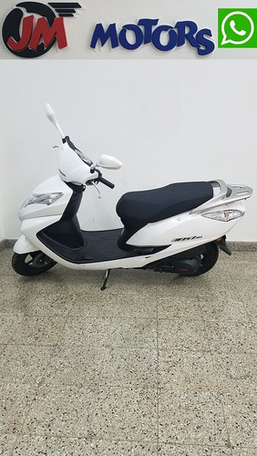 125 scooter honda elite