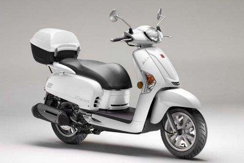 125, scooter kymco like