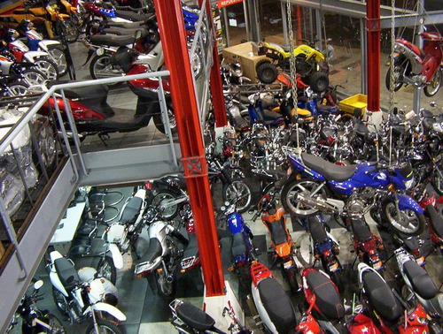125 scooter motos honda elite