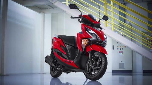 125 scooter motos. honda elite