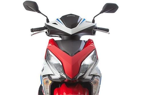 125 scooter motos honda elite