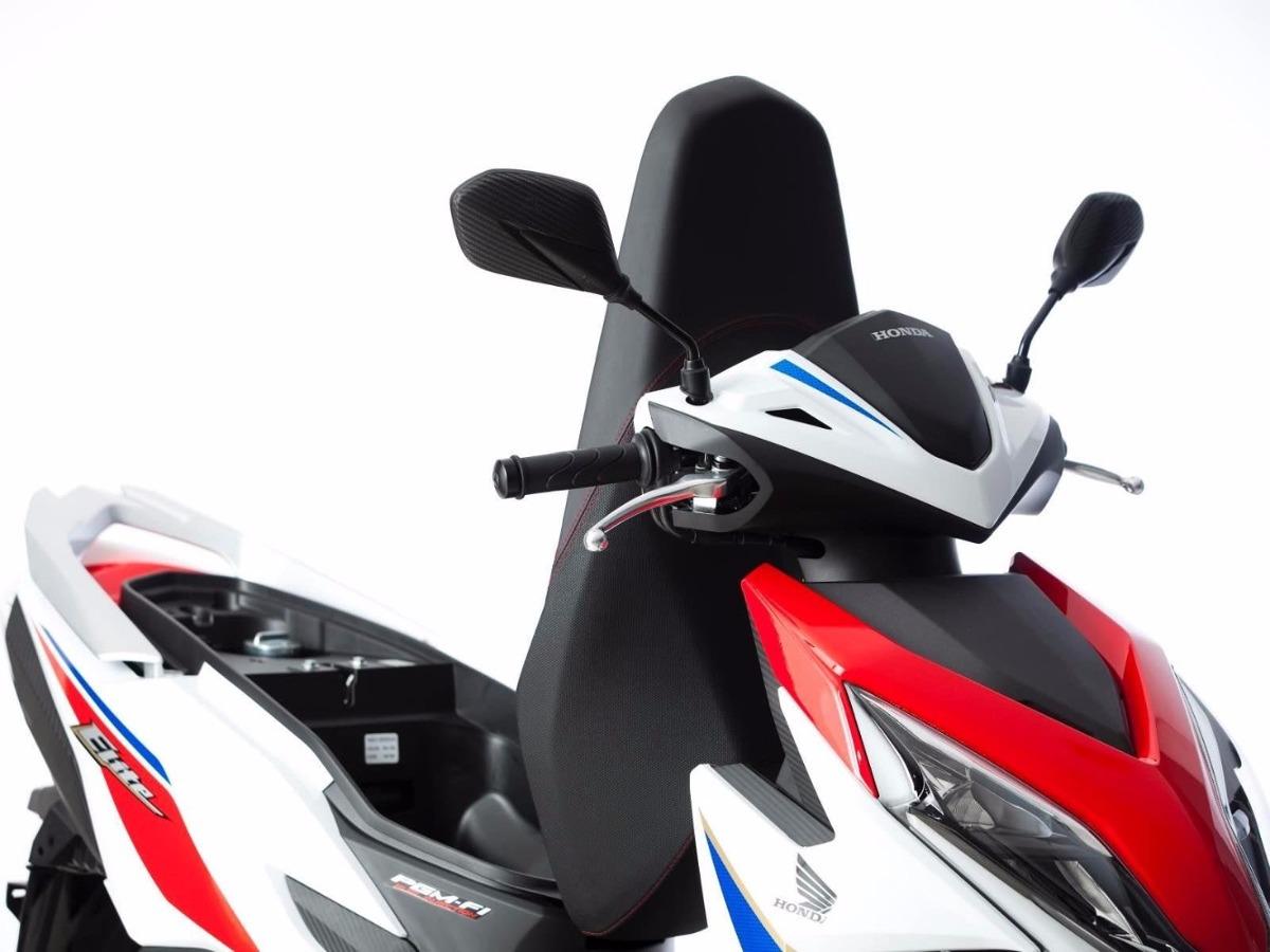 honda elite 125 tricolor 2018 0km scooter avant motos en mercado libre. Black Bedroom Furniture Sets. Home Design Ideas