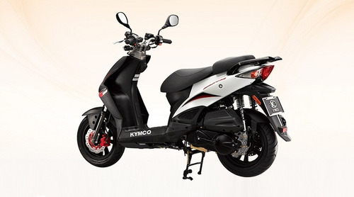 125 scooter motos kymco agility