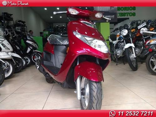 125 scooter suzuki
