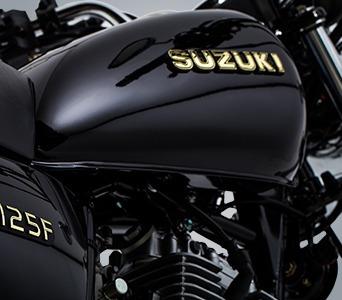 125 suzuki moto suzuki