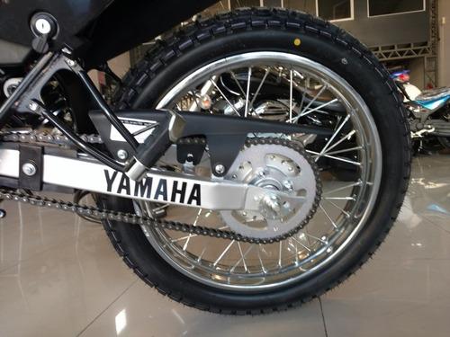 125 xtz125 enduro yamaha xtz