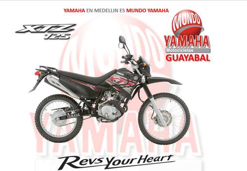 125 yamaha yamaha xtz
