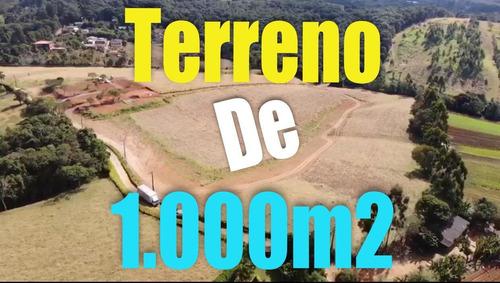 125c-terreno de 1.000m2 é novidade!