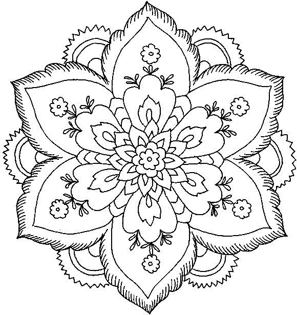 128 Desenhos Para Colorir Anti Stress Para Todas As Idades R