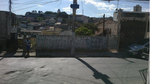 129 - terreno amplo, 2 frentes, 483 m², prox. freguesia do ó
