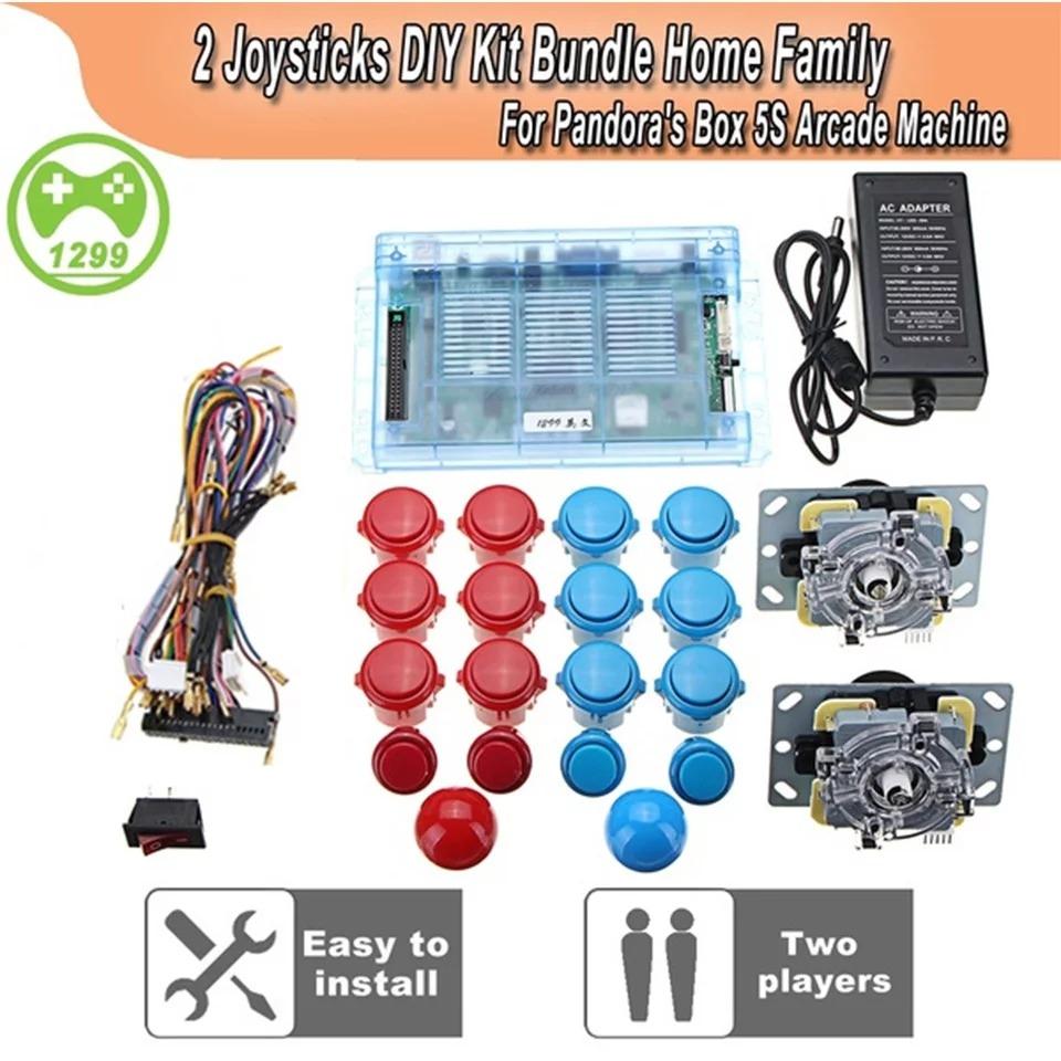 eb11e4ce8 1299 Jogos - Pandora Box 5s Home Edition + Frete Gratis - R  599