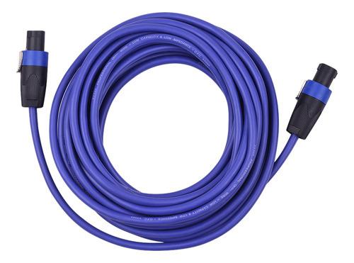 12awg etapa mezclador cables audio amplificador cable altavo