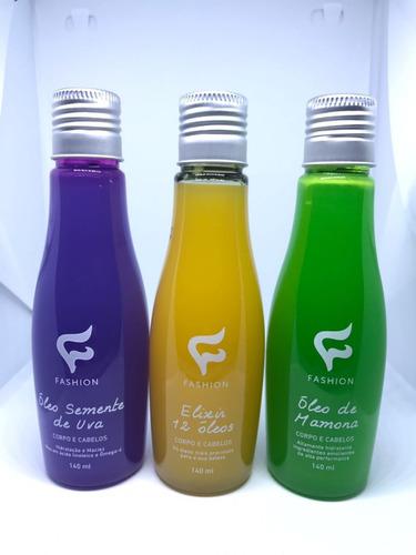 12und oleo corporalcapilar fashion uva mamona amendoa elixir
