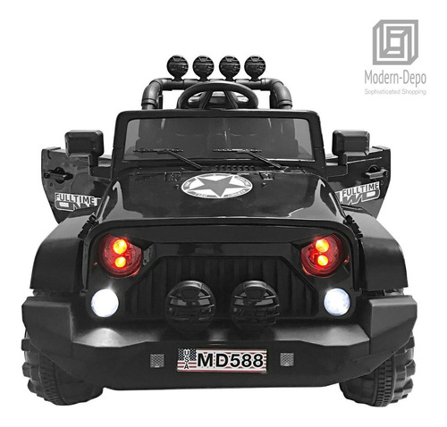 12v jeep style electric kids ride on car w remote control,
