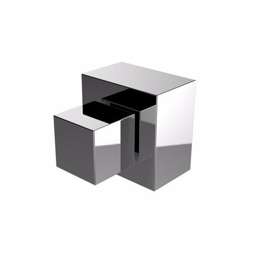 12x acabamento quadrado p/ registro pressão/gaveta deca 3/4