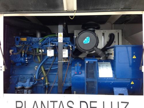 130 kw planta de luz fg wilson modelo p150e