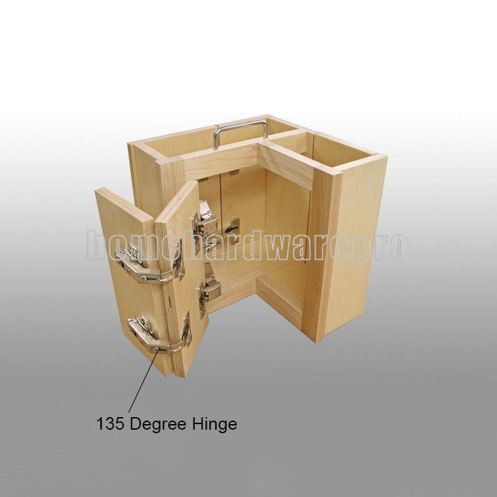 135 ° Esquina Doblado/folden Gabinete De Cocina-302012780132 ...