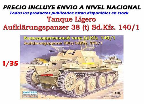 1/35 tanque panzer 38 sukhoi barco mig aleman tigre tiger cd