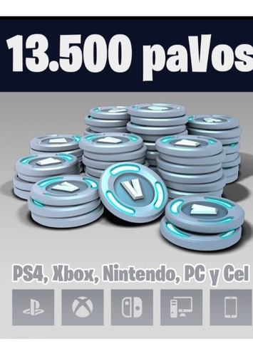 13500 pavos fortnite