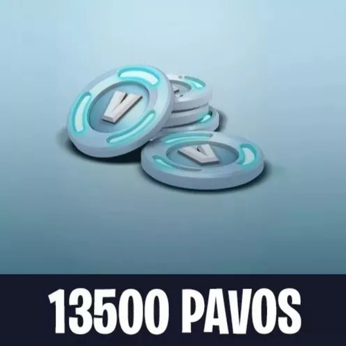 13.500 v-bucks fortnite