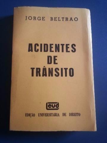 136- acidentes de trânsito - 1977 - jorge beltrão
