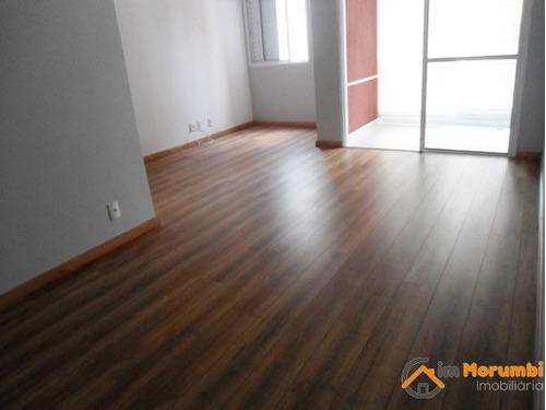 13858 -  apartamento 2 dorms. (1 suíte), morumbi - são paulo/sp - 13858