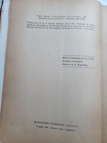 139- casos penales y soluciones - baumann - 1971