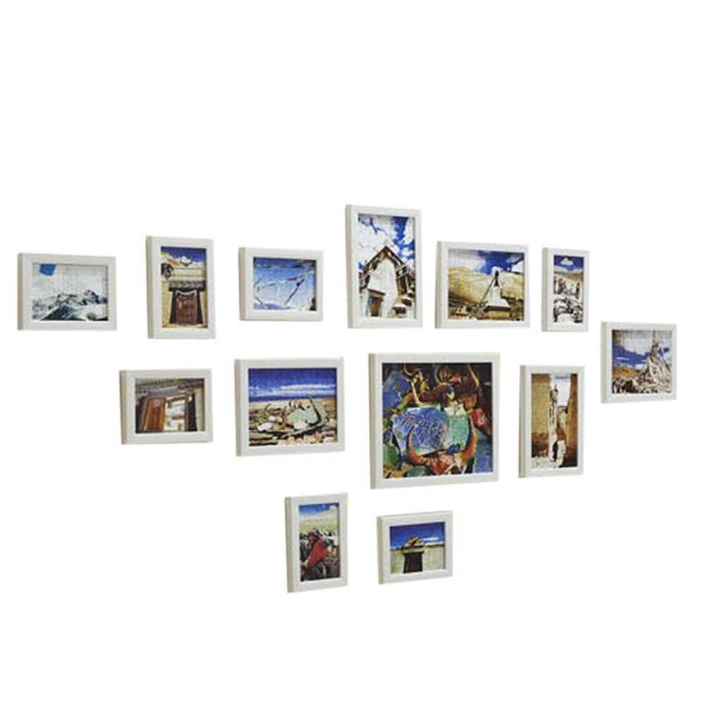 13pieces Multi Imagen De Apertura De Fotos Marcos De Fotos D ...