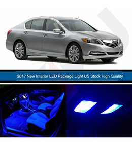 13x White LED Lights Interior Package Deal For 1999-2001 2002 2003 2004 Acura RL