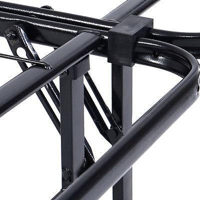 14 Altura Base Plataforma Cama Metal Marco... (queen Size ...