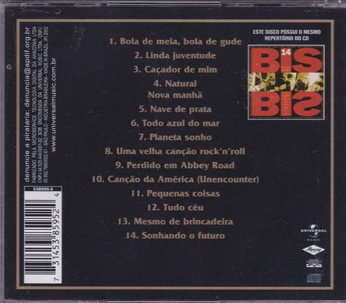 14 bis - cd série gold - ( acústico ) - seminovo