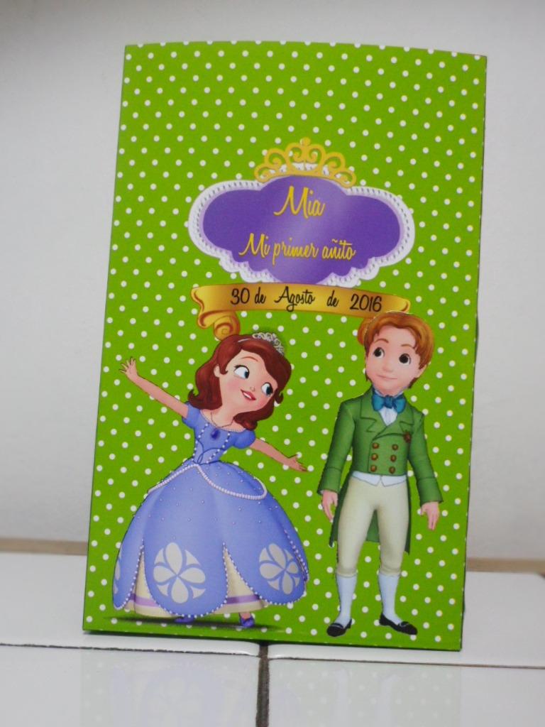 ee2a63ba1 14 bolsitas y 14 libritos colorear cumpleaños princesa sofía. Cargando zoom.