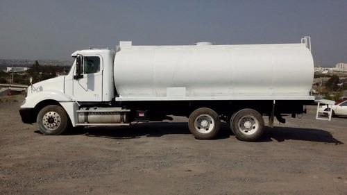 14) camion pipa mercedes benz de 20,000 litros 1997