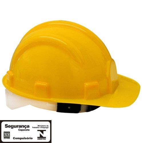 14 Capacete De Segurança Pro-safety C selo Inmetro E Jugular - R ... 660620f0d3