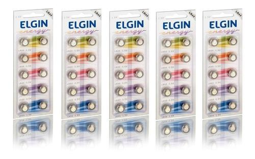 14 cartelas baterias alcalina sendo 11 da lr44 e 3 da cr2032