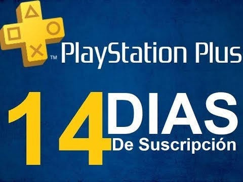14 days of playstation plus