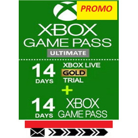 14 Dias Xbox Game Pass Ultimate(codigo)