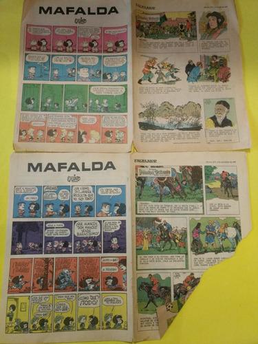 14 historietas mafalda periodico excelsior 1988