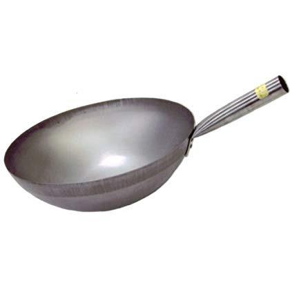 14 -inch estilo acero hong kong wok