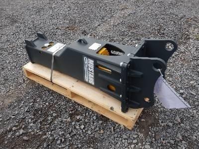 14) martillo mustang sb500 para excavadora