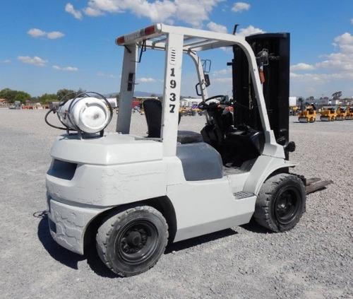 14) montacargas toyota 7fgu35 7700 lbs 2011