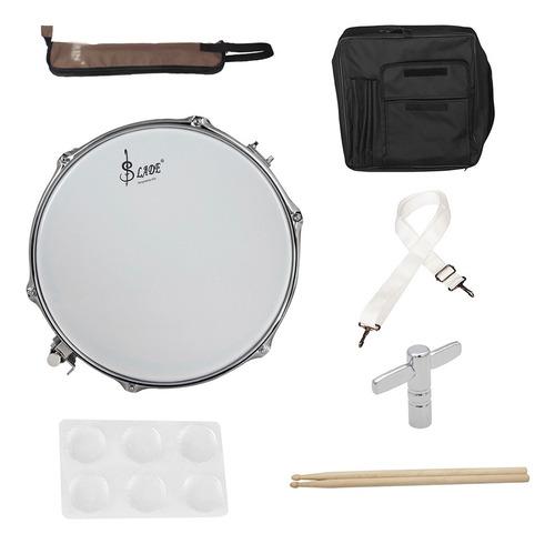 """14 """"caja de tambor tambor de tambor de acero inoxidable"""