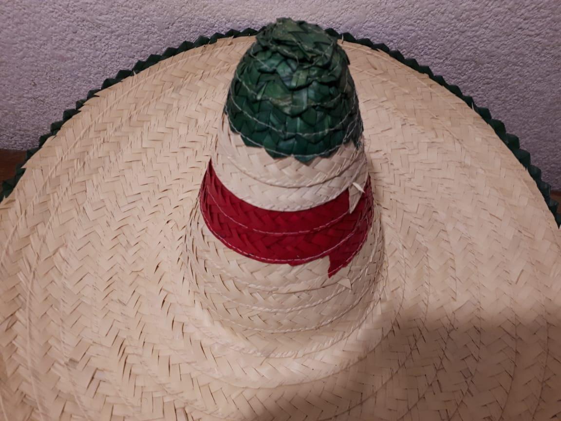 333a8fcf23f15 14 sombrero zapata adulto zapatista mexico tricolor fiesta. Cargando zoom.