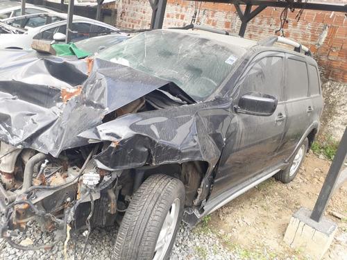 (14) sucata mitsubishi airtrek 2005 aut mivec retirada peças